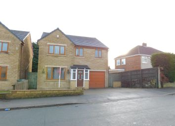 Thumbnail 4 bed detached house for sale in Raeburn Drive, Bradford