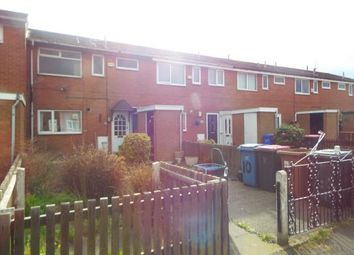 Thumbnail 3 bed terraced house for sale in Cairn Drive, Salford, Greater Manchester