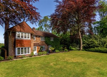 Thumbnail 4 bed detached house for sale in Beulah Walk, Woldingham, Surrey