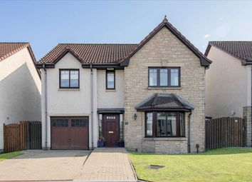 Thumbnail 4 bed detached house for sale in Ochilview Court, Larbert