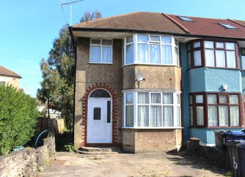 Thumbnail 3 bed end terrace house for sale in Towers Road, Southall