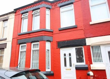 Thumbnail 3 bed terraced house for sale in Aylesford Road, Old Swan, Liverpool