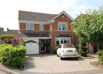 Thumbnail 4 bed detached house for sale in Ashworth Place, Church Langley, Harlow