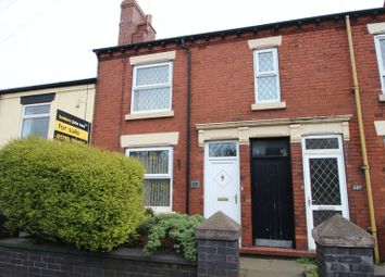 Thumbnail 2 bedroom town house for sale in Congleton Road, Kidsgrove, Stoke-On-Trent