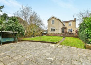 4 bed end terrace house for sale in Cheney Manor Road, Swindon SN2