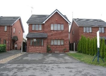 Thumbnail 3 bed detached house to rent in Mayer Avenue, Newcastle-Under-Lyme