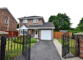 Thumbnail 3 bed detached house for sale in Spindlewood Road, Ince, Wigan