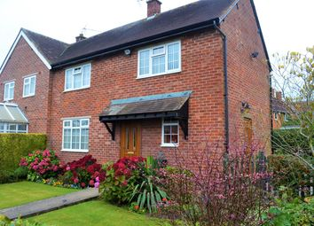Thumbnail 3 bed semi-detached house for sale in Heath Row, Cross Of The Hill Road, No Mans Heath