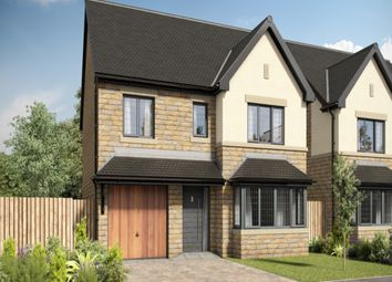 Thumbnail 5 bed detached house for sale in Rowan Meadows, Leigh, Lancashire