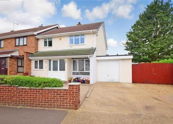 Thumbnail 3 bed end terrace house for sale in The Hatherley, Basildon, Essex