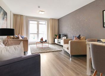 Thumbnail 1 bedroom flat for sale in Plot 121, Meridian Waterside, Radcliffe Road, Southampton