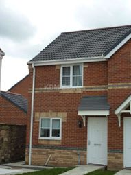 Thumbnail 2 bed semi-detached house to rent in Oakley Manor, West Auckland, Bishop Auckland