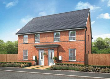 """Thumbnail 3 bed terraced house for sale in """"Finchley"""" at Yarnfield, Stone"""