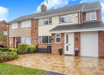 4 bed semi-detached house for sale in Eaton Road, Duston, Northampton NN5