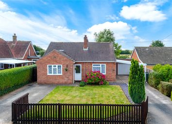Thumbnail 2 bed detached bungalow for sale in Sleaford Road, Cranwell Village, Sleaford