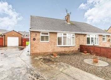 Thumbnail 2 bed semi-detached bungalow for sale in Maria Drive, Stockton-On-Tees