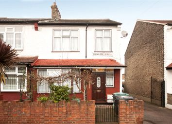 Thumbnail 3 bed end terrace house for sale in Crowland Road, Tottenham, London