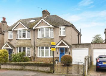 Thumbnail 3 bed semi-detached house for sale in Cavendish Way, West Wickham