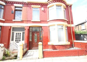 Thumbnail 3 bed terraced house to rent in Craigburn Road, Tuebrook, Liverpool