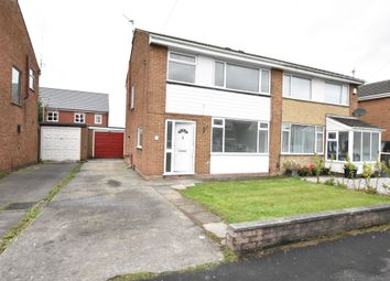 Thumbnail 3 bed semi-detached house to rent in Bramwell Road, Freckleton, Preston