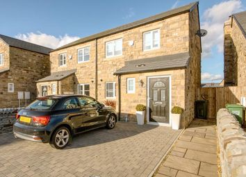 Thumbnail 2 bed semi-detached house for sale in Hepworth Way, Skipton