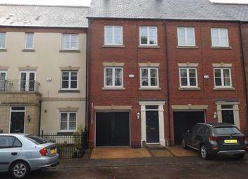 Thumbnail 3 bedroom terraced house for sale in Danvers Way, Fulwood, Preston, Lancashire