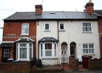 Thumbnail 2 bedroom terraced house to rent in Blenheim Gardens, Reading, Berkshire