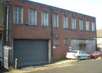 Thumbnail Industrial for sale in Usher Street, Bradford