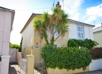 Thumbnail 3 bed semi-detached house to rent in Simeon Street, Ryde