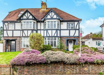 Thumbnail 3 bed semi-detached house for sale in Park View Road, Hove