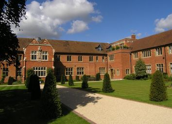 Thumbnail 1 bedroom flat for sale in Abbey Gardens, Upper Woolhampton, Reading