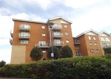 Thumbnail 2 bedroom flat for sale in Paris House, Lynton Court, Century Wharf, Cardiff Bay