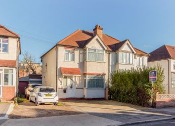 Thumbnail 3 bed semi-detached house for sale in North Hyde Lane, Heston, Hounslow
