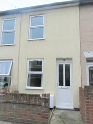 Thumbnail 3 bed terraced house to rent in Sandringham Road, Lowestoft