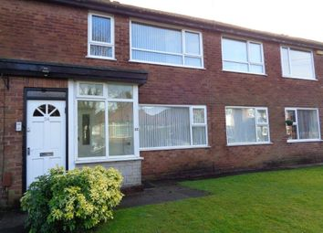 Thumbnail 2 bed flat to rent in Hawkstone Avenue, Whitefield, Manchester