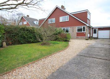 Thumbnail 3 bedroom semi-detached house for sale in Hollowmead Close, Claverham, Bristol