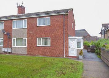 Thumbnail 2 bedroom flat to rent in Blenheim Drive, Bedlington