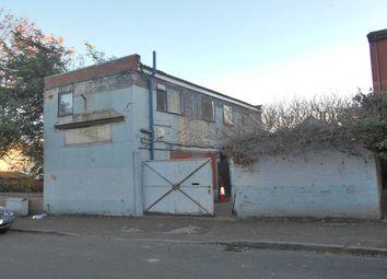 Thumbnail Warehouse for sale in Harrington Sreet, Derby