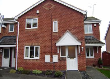 Thumbnail 2 bed flat to rent in Grange Farm Drive, Aston, Sheffield