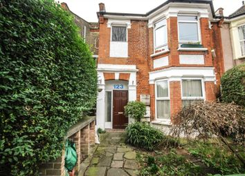 Thumbnail 1 bedroom flat to rent in Poppleton Road, London