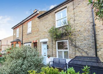 Thumbnail 2 bed cottage for sale in School Road, East Molesey