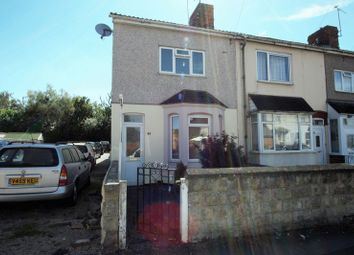 Thumbnail 3 bed end terrace house for sale in Iffley Road, Swindon
