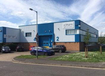 Thumbnail Industrial to let in The Ridgeway, Welwyn Garden City