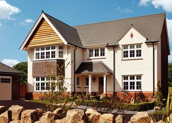 Thumbnail 4 bed detached house for sale in Ricksby Grange, Off Ribby Road, Wrea Green, Lancashire