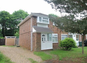 Thumbnail 3 bed end terrace house to rent in Kerria Place, West Bletchley, Milton Keynes