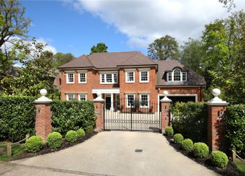 Thumbnail 5 bed detached house for sale in Llanvair Drive, Ascot, Berkshire