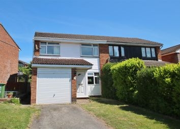 Thumbnail 3 bed semi-detached house for sale in Ash Close, Lydney