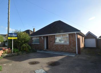 Thumbnail 2 bed detached bungalow for sale in East Drive, Exmouth, Devon
