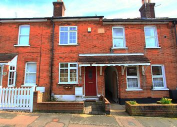 Thumbnail 2 bed terraced house for sale in Sunnyside Road, Epping, Essex