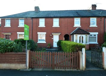 Thumbnail 3 bed terraced house for sale in Polefield Grange, Prestwich, Manchester